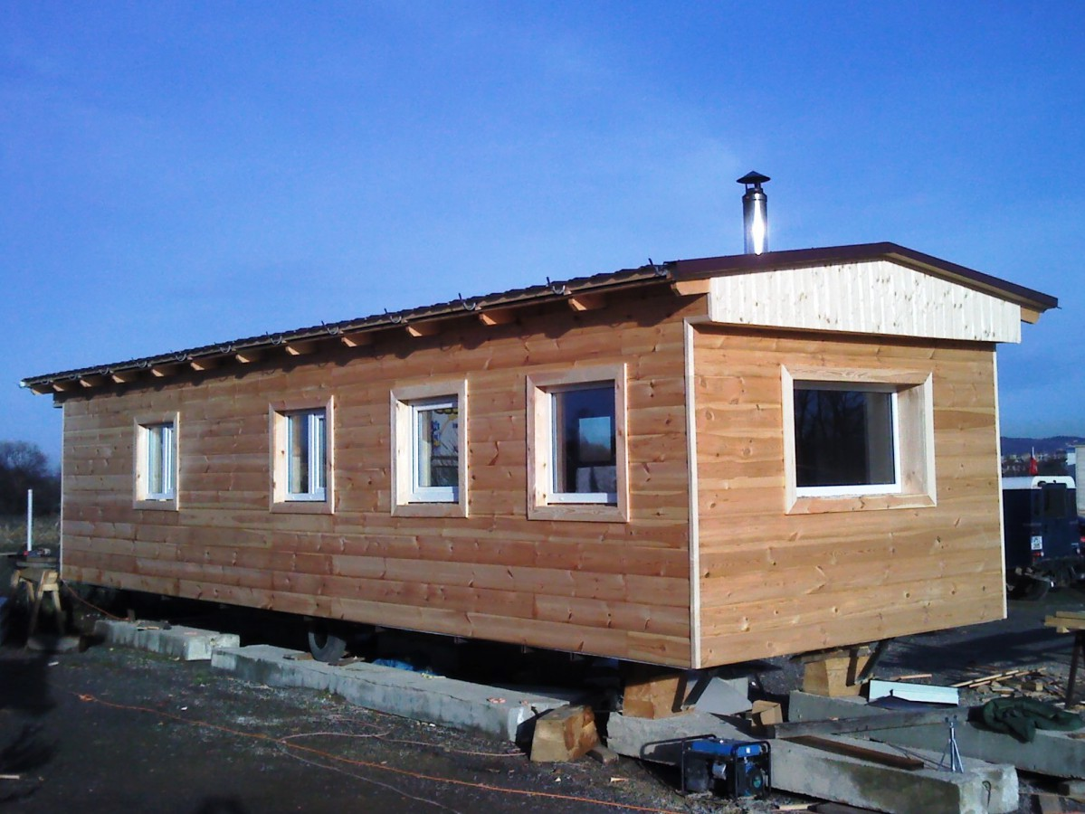 Year round mobile homes for Manufactured wood siding